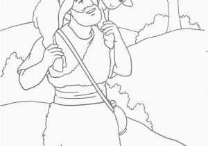 Coloring Pages for the Lost Sheep Parable 24 Good Shepherd Coloring Page In 2020