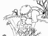 Coloring Pages for the Lost Sheep Parable Sheets for the Lost Sheep Parable Coloring Pages
