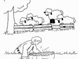 Coloring Pages for the Lost Sheep Parable the Lost Sheep Coloring Pages Coloring Home