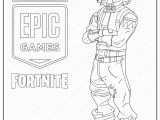 Coloring Pages for Upper Elementary Free Printable fortnite Crackshot Skin Coloring Page