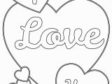 Coloring Pages for Valentines Day Cards Love Nana and Papa Clipart with Images