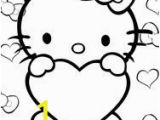 Coloring Pages for Valentines Day Hello Kitty Die 123 Besten Bilder Zu Hello Kitty