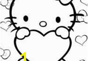 Coloring Pages for Valentines Day Hello Kitty Die 123 Besten Bilder Zu Hello Kitty