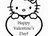 Coloring Pages for Valentines Day Hello Kitty Free Big Hello Kitty Download Free Clip Art