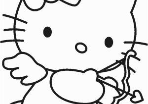 Coloring Pages for Valentines Day Hello Kitty Valentinovo Bojanke Za Djecu