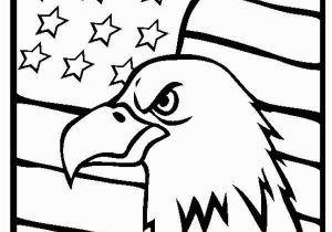 Coloring Pages for Veterans Day American Eagle and Us Flag Veterans Day Coloring Page