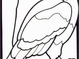 Coloring Pages for Veterans Day Fascinating Coloring Pages Eagle for Kindergarden Picolour