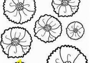 Coloring Pages for Veterans Day Remembrance Day Poppy Printable with Images