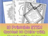 Coloring Pages for Women S History Month Women In Stem Growth Mindset Coloring Pages