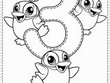 Coloring Pages for Young toddlers Number 3 Preschool Printables Free Worksheets and