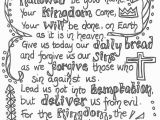 Coloring Pages for Your Dad Lord S Prayer Coloring Printables
