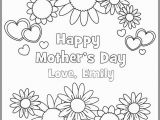 Coloring Pages for Your Mom Mother S Day Coloring Page