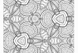 Coloring Pages Free Printable Adults Pin On Coloriage