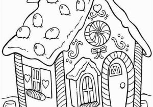 Coloring Pages Gingerbread House Gingerbread Coloring Pages Best Printable Colouring Pages