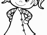 Coloring Pages Girl Coloring Page A Girl 53 with Coloring Page A Girl