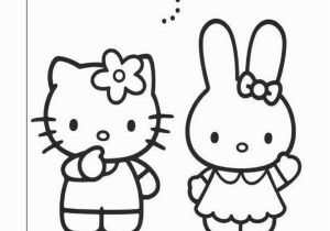 Coloring Pages Hello Kitty and Friends 315 Kostenlos Hello Kitty Ausmalbilder Awesome Niedlich