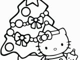 Coloring Pages Hello Kitty Christmas Hello Kitty Christmas Coloring Pages Best Coloring Pages
