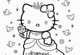 Coloring Pages Hello Kitty Princess Hellokittycoloringpage