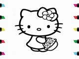 Coloring Pages Hello Kitty Youtube Hello Kitty Coloring Pages How to Color Hello Kitty