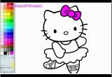 Coloring Pages Hello Kitty Youtube Hello Kitty Coloring Pages