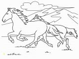 Coloring Pages Horses Running Running White Horse Coloring Pages
