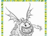 Coloring Pages How to Train A Dragon Color Gronckle Line Dragon Resources sod