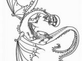 Coloring Pages How to Train A Dragon Print Coloring Image Momjunction