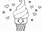 Coloring Pages Ice Cream Printable Lovely Coloring Pages Ice Cream Printable Picolour
