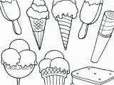 Coloring Pages Ice Cream Printable Wonderful Coloring Pages Ice Cream Free Picolour