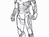 Coloring Pages Iron Man Printable Step by Step How to Draw Iron Man From Avengers Infinity