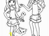 Coloring Pages Lego Elves Printable Lego Friends Mia Coloring Pages with Images