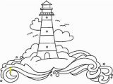 Coloring Pages Lighthouse Free Printable 65 Best Lighthouse Images On Pinterest