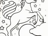 "Coloring Pages Lisa Frank Printable Unicorn Coloring Page Makaila Loves ""ponycorns"""