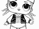 Coloring Pages Lol Dolls Printable Lol Doll Coloring Pages with Images
