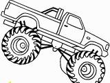 Coloring Pages Monster Trucks Design Your Own Monster Truck Color Pages