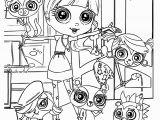 Coloring Pages My Little Pet Shop Littlest Pet Shop 02 Coloring Page