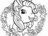 Coloring Pages My Little Pony Printable Mon Petit Poney My Little Pony