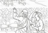 Coloring Pages Naaman Being Healed Coloring Pages Naaman Being Healed Elisha Fiery Army Coloring Page
