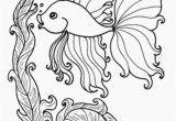 Coloring Pages Ocean Creatures Alligator Gar Coloring Page Beautiful Printable Ocean Animals
