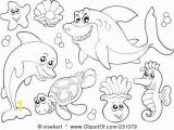 Coloring Pages Ocean Creatures Water Animals Coloring Pages Beautiful Ocean Coloring Page Ocean