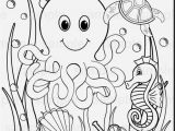 Coloring Pages Ocean Creatures Water Animals Coloring Pages Fascinating Printable Ocean Animals