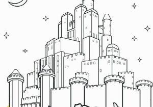 Coloring Pages Of A Castle 25 Coloring Page Castle