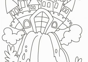 Coloring Pages Of A Castle Fairy Castle Coloring Pages