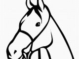 """Coloring Pages Of A Horse Head Animal Stronger """" Horse Head """" Coloring to Print"""