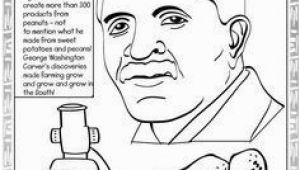 Coloring Pages Of African American Inventors African American Inventors Coloring Color Sheet Black History
