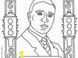 Coloring Pages Of African American Inventors Search Black History Month