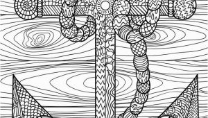 Coloring Pages Of Anchors 12 Free Printable Adult Coloring Pages for Summer