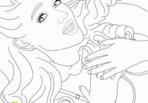 Coloring Pages Of Ariana Grande Ariana Grande Coloring Pages