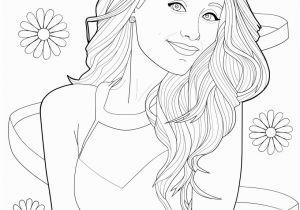 Coloring Pages Of Ariana Grande Coloring Picture Of Ariana Grande Coloring Pages Hellokids