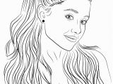 Coloring Pages Of Ariana Grande Strikingly Inpiration Coloring Pages Ariana Grande Bltidm to